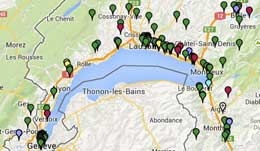 Restaurants Suisse