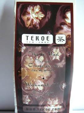 Thé de Noël Tekoe