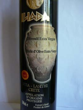 Huile d'olive extra vierge Iliada