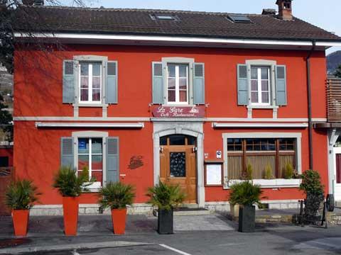 Café de la Gare - Cully