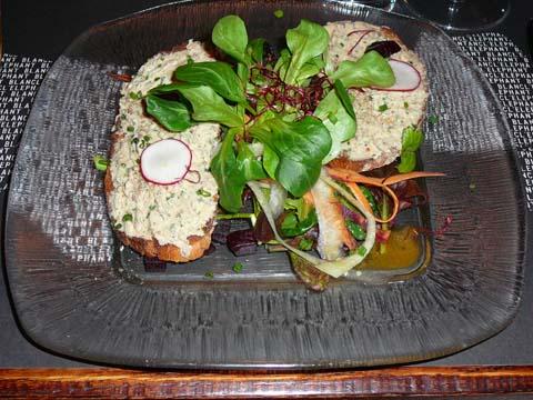 Rillettes de sardine aux fines herbes et piment d'Espelette
