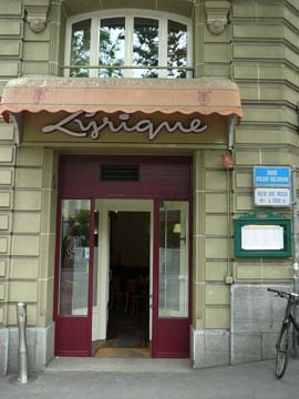 Le Lyrique, Lausanne