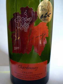 Chardonnay De Giorgi 2011
