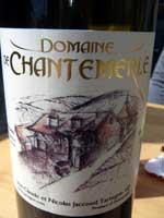 Domaine de Chantemerle, Tartegnin