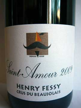 Saint-Amour 2009, Henry Fessy