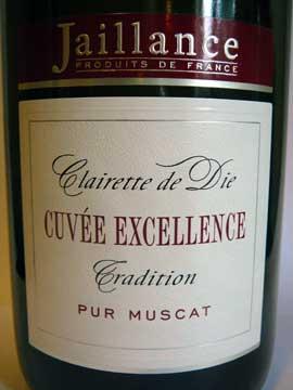Clairette de Die Jaillance Cuvée Excellence
