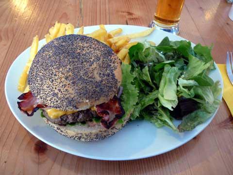 Hamburger Cain Cain Inglewood Genève