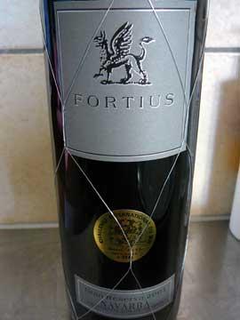 Fortius Gran Reserva 2001