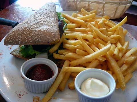 HBBo7 Hamburger Bossette