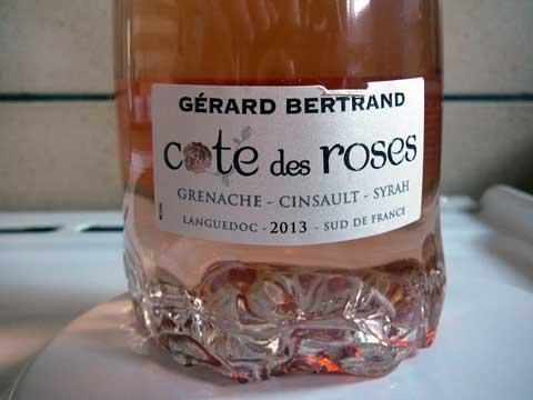 Côte des Roses Rosé 2013