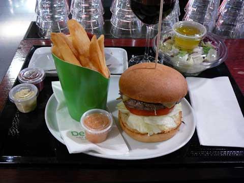 Denise's Art of Burger - Genève