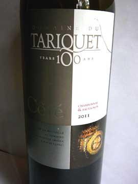 Tariquet Côté 2011