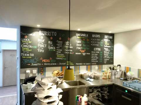 Comelon Burrito Bar - Vevey