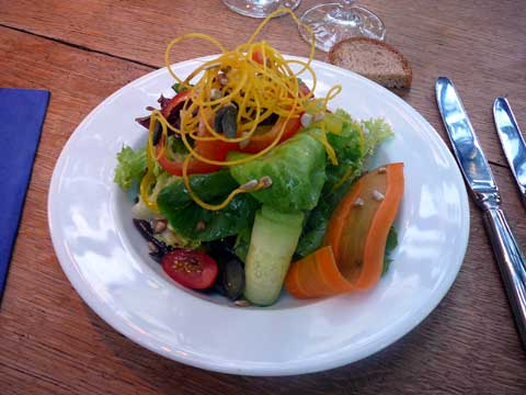 Buisson de salade