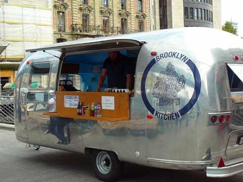 Food Truck Brooklyn Kitchen, Genève