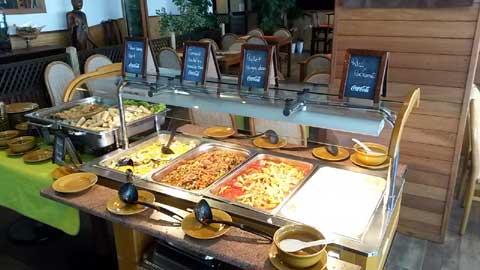 Restaurant La Maison Thaï, Lausanne