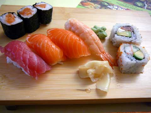 Restaurant Mi Sushi, Lausanne