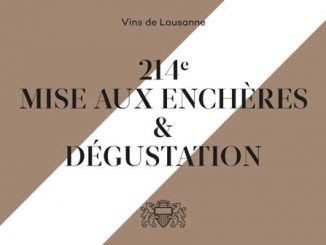 Mise aux enchères des Vins de Lausanne
