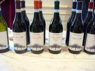 Vins Rizieri Diano d'Alba Piémont