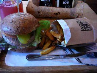 Jack & Jo Zurich - Burger Silver Surfer