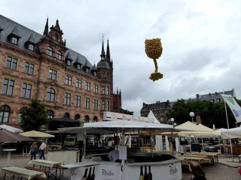 Rheingau Wein Festival Wiesbaden