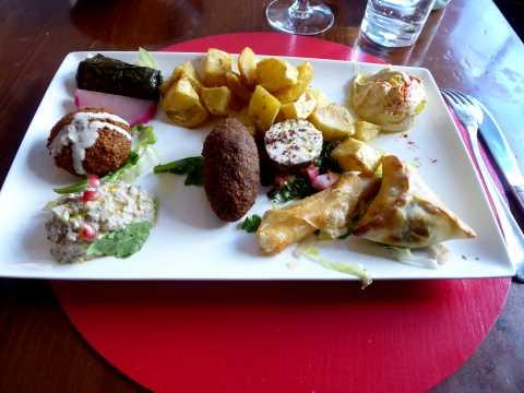 Restaurant Le Keyann, Lausanne