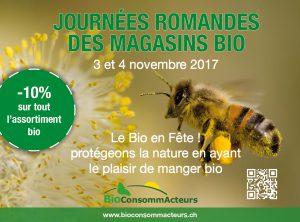 Promotion des Magasins Bio