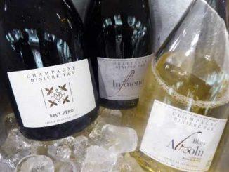 Champagne Minière , Frédéric & Rodolphe Minière,