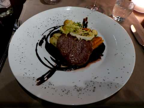 Filet de boeuf