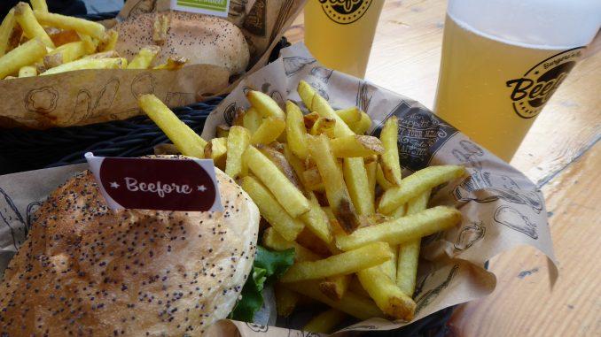 restaurant Beefore Burgers'n more de Martigny