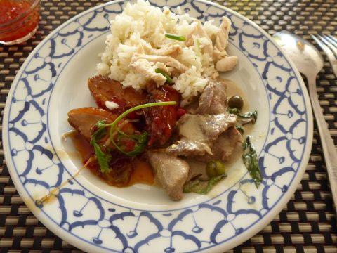 Restaurant la Maison Thaï, Pully Lausanne