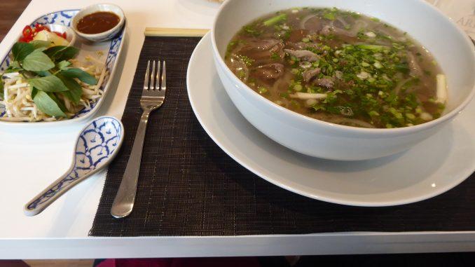 Restaurant Les Rues de Saïgon Lausanne