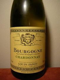 Bourgogne Chardonnay Louis Jadot