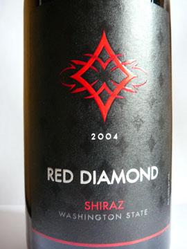 Red Diamond Shiraz 2004