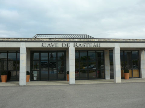 Cave de Rasteau - Espace de dégustation