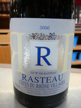 R de Rasteau 2006