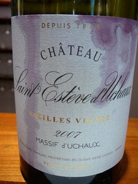 Vieilles Vignes 2007