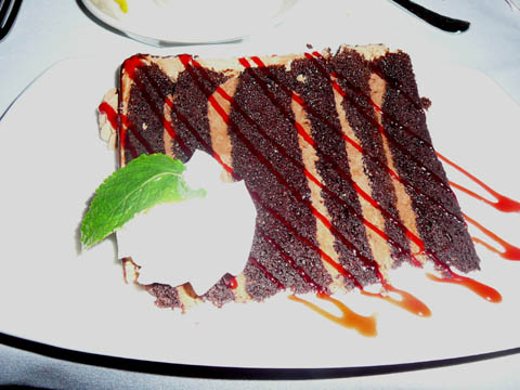 Gâteau au chocolat belge