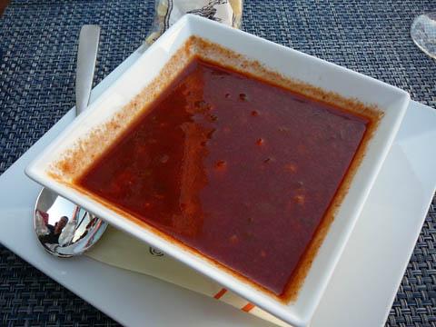 Soupe de moules aux épices des Caraïbes