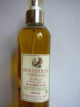 Huile d'Olive Extra Vierge, la Balméenne