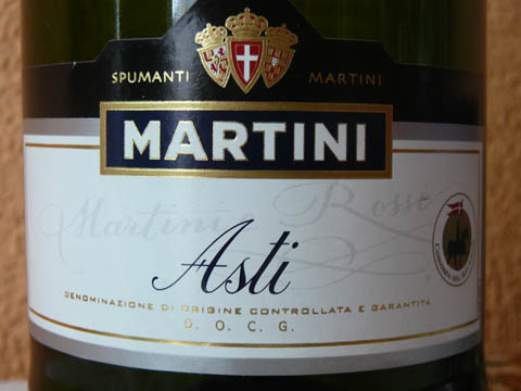 Martini Asti Spumante DOCG