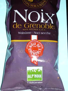 Noix de Grenoble AOC Alp'Noix