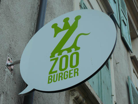 ZooBurger - Lausanne