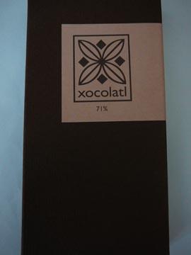 Xocolatl Noir 71%