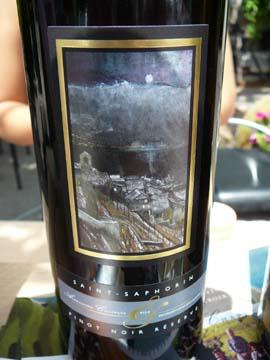 Saint-Saphorin Réserve Pinot Noir