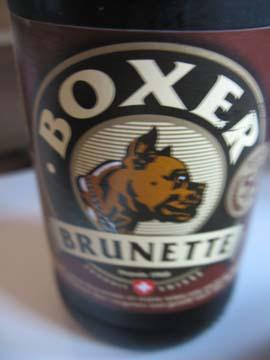 Bière Boxer Brunette