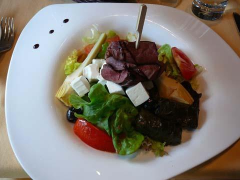 Salade olympique