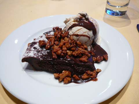 Mud-pie au chocolat