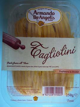 Tagliolini Armando de Angelis