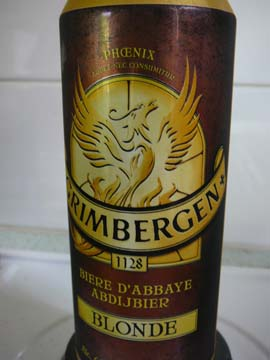 Bière Grimbergen Blonde